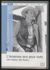 DVD L AMAZONE AUX YEUX VERTS WESTERN 1944 JOHN WAYNE ELLA RAINES