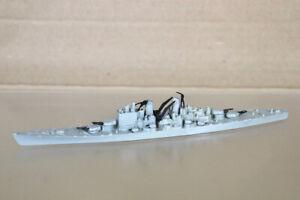 TRIANG MINIC SHIPS M741 BRITISH ROYAL NAVY HMS VANGUARD MODEL SHIP 1nz