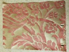 New listing Fortuny fabric - Barberini, Brilliant and Gold