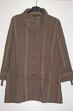 Haut chemise tunique marque Kiabi taille 48