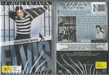 ELVIS PRESLEY: JAILHOUSE ROCK * NEW & SEALED * Region 0 (Plays ANYWHERE!)