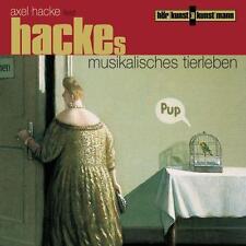 Hacke, Axel - Hackes musikalisches Tierleben. CD /4