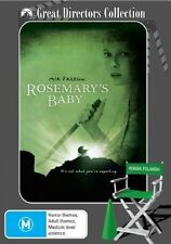Rosemary's Baby (DVD, 2007 - Great Directors Collection)