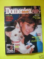 DOMENICA DEL CORRIERE ANNO 88 N. 49 6 DICEMBRE 1986
