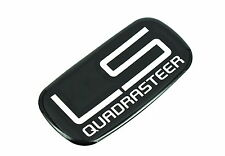 Genuine New CHEVROLET LS QUADRASTEER BADGE Silverado Suburban 4x4