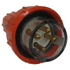 IP56 Plug 4 pin 10 Amp three 3 phase waterproof
