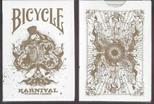 1 DECK Karnival Original in Gold playing cards