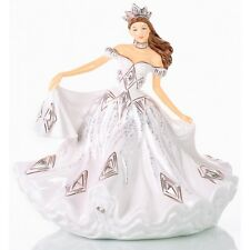 THE ENGLISH LADIES CO DIAMOND WALTZ DOLL FIGURINE, NEW AND BOXED