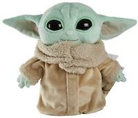 Star Wars: The Mandalorian The Child (Baby Yoda) Basic 8-Inch Plush Toy New
