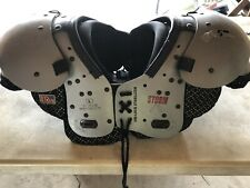 Football Shoulder Pads - LARGE - Used only 1 Season
