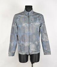 Desigual Multicolored Men Cotton Jacket Size M, Genuine
