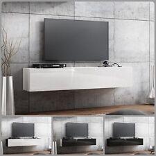 NEW 2020! Superb TV Stand Unit Cabinet 160cm + Floating + Gloss - K160