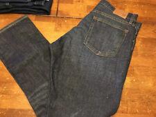 GAP men's straight fit dark wash size 33 x 30