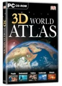 3D World Atlas. 5016488107686.