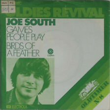 "7"" Single - Joe South - Games People Play / Birds Of A Feather - s133 - RAR"