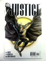 DC Comics JUSTICE (2005) #2 Rare ALEX ROSS BATMAN 2nd Print VARIANT Ships FREE!