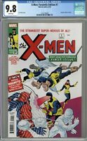 X-Men #1 CGC 9.8 (My Rare CGC Graded Comics NR Auctions Begin 9-24-20)