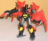 Transformers Beast Hunters PREDAKING Complete Cyberverse Commander