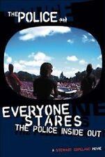"The Police ""Everyone stares..."" DVD Merce Nuova"