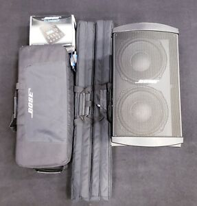 Bose L1 Model II System with B2 Bass PA Speaker System with T1 Tonematch Model 2