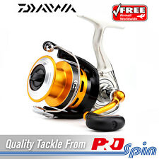 Daiwa Crest 3000A Saltwater Fishing Reel - Lure Casting / Baiting Fishing Reel