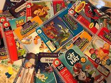 Leap Frog Books & Cartridges LeapPad Library Quantum U Pic Buy 4 Get 1 Free Ship