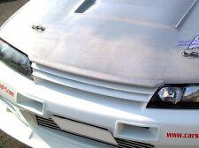 Nismo Style Carbon Fiber Hood Bonnet Lip For Nissan R32 GTR GTS RB26