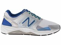 $150 NIB Men's New Balance M3040V1 Made In USA Running Shoes All Sizes SilverBl