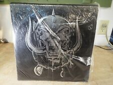 "Motorhead No Remorse ""Leather"" Jacket LP VINYL ALBUM"
