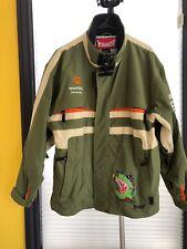Marker Ski Snowboard Jacket Mens M  Monster Sponser 2002 Winter Olympics