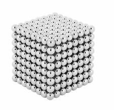 512 pz SFERE MAGNETICHE MAGNETICA GIOCO Palline Magnetiche Costruzioni calamita