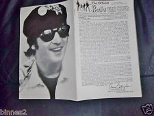 THE BEATLES ORIGINAL OFFICIAL UK FAN CLUB No.7  SUMMER 1966 NEWSLETTER 12 PAGES
