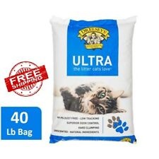 Dr. Elsey's Precious Cat Ultra Unscented Clumping Clay Cat Litter, 40lb Bag
