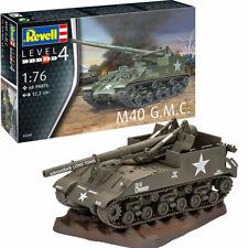 REVELL M40 G.M.C. 1:72 Tank Model Kit 03280