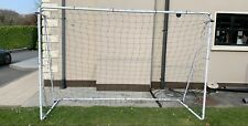 FOOTBALL GOAL NETS AND GOAL POSTS SET- 10 FT X 7 FT OLDER KIDS NETS GOALS POSTS