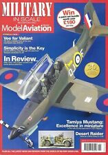 Military In Scale Oct.2011 Tamiya Su 85 LRDG Chevrolet P-51 Mustang Tucano T.1