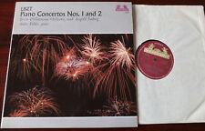 HELIODOR 89 567 LISZT PIANO CONCS LP FOLDES NM- (1960's) ENGLAND