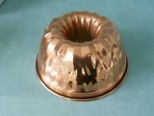 NEW UNUSED LARGE COPPER JELLY / BLANCMONGE / RICE RING / MOULD - 3 AVAILABLE