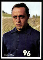 Stefan Bena Autogrammkarte Hannover 96 Spieler 60er Jahre Original Signiert