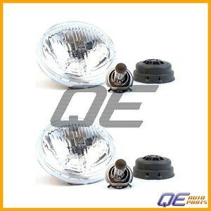 Set Of 2 Headlight Conversion Kits HELLA 71456 BMW E21 E30 Mercedes W108 W111