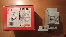 Legrand 07590 - Bloc Interrupteur Différentiel 32A 30Ma 2P - Type HPI