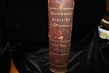 1876 Blackwood's Magazine Bound Volumes July-December very good for 141 yrs