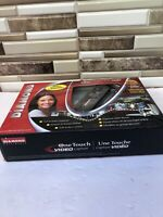 Diamond VHS to DVD One Touch Video Capture Device - USB VC500 NIB Sealed