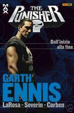 THE PUNISHER - GARTH ENNIS COLLECTION: DALL'INIZIO ALLA FINE (Panini, 2013)