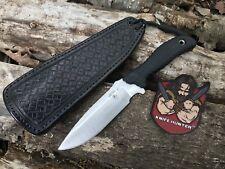 Scrap Yard Knife Co Infi Scrapper 5 LE #591 Busse Kin knife W/ RAINWALKER Sheath