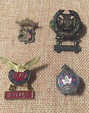 Collection of Royal Canadian Air Force RCAF Pins