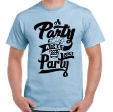 Gildan Herren-T-Shirts mit Rundhals für Party-Anlässe
