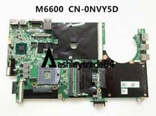 For Dell Precision M6600  CN-0NVY5D 02010TS00-600-G INTEL Laptop Motherboard