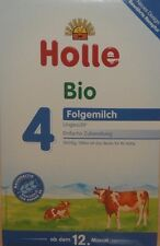 Holle Organic Stage 4 Baby formula - 6- Boxes- Free Priority Shipping Fresh Exp