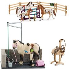 Schleich 42433 Horse Club Lisas Turnier-training